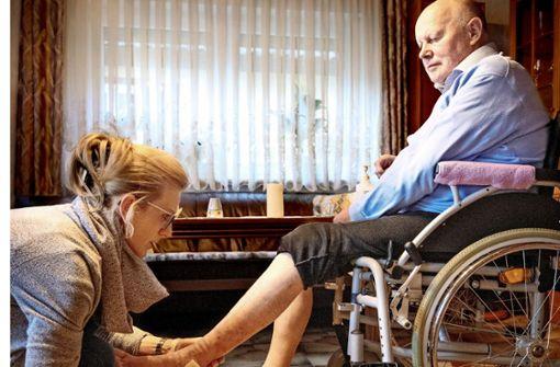 24 Stunden mit einer polnischen Pflegerin
