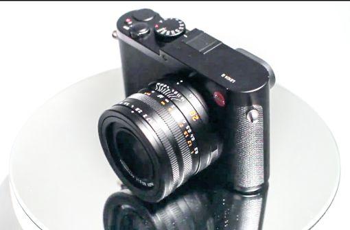 Leica Q - Videoansicht