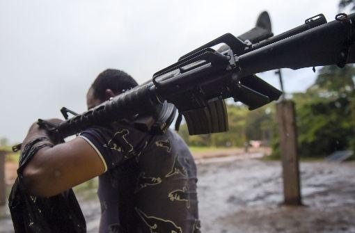 Kolumbiens schwerer Weg zum Frieden