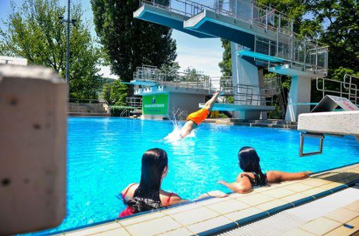 Frühschwimmer vermissen alte Öffnungszeiten