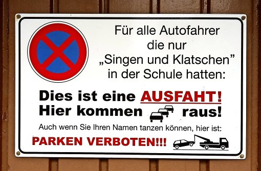 Schild-Bürgerstreich