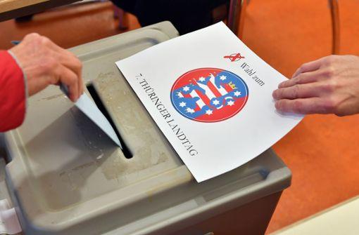 Wahlbeteiligung deutlich höher – Regierungsbildung wohl schwierig
