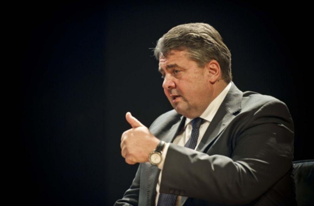 SPD-Chef Sigmar Gabriel steht in der eigenen Partei in der Kritik. Foto: Lichtgut