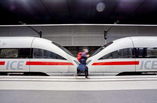 Ausgefallene Zughalte - meist liegt es an der Bahn selbst