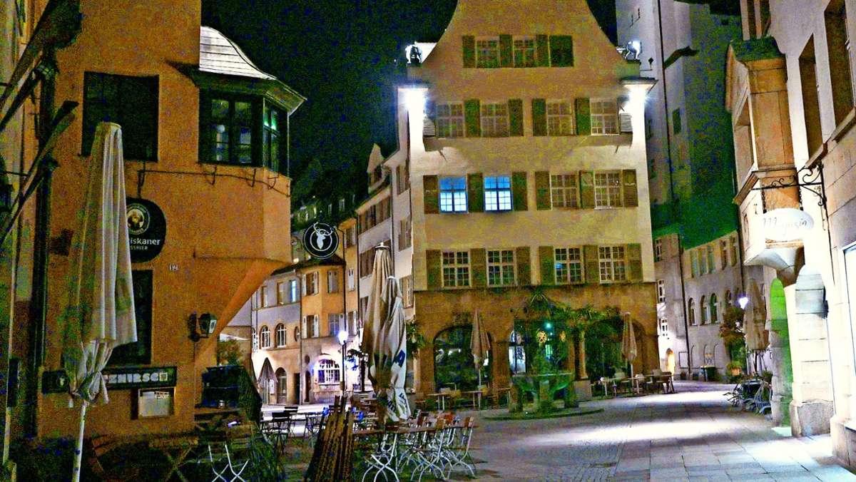Ein herber Schlag für viele Wirte in Stuttgart