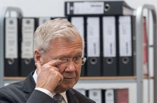 Zwei Jahren Haft auf Bewährung für Ex-Oberbürgermeister