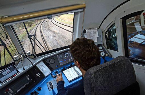 Land sucht vergeblich  nach Lokführern