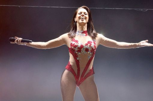 Vanessa Mai zurück auf der Bühne