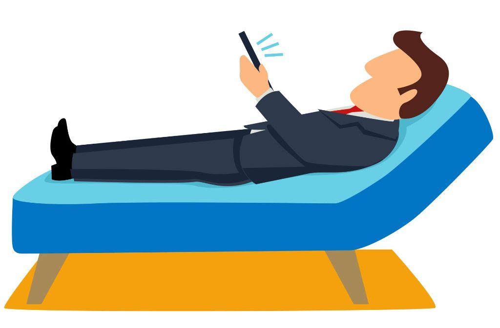 Die Zahl digitaler Therapieangebote wird immer größer – doch nicht alle sind seriös. Foto: Mauritius