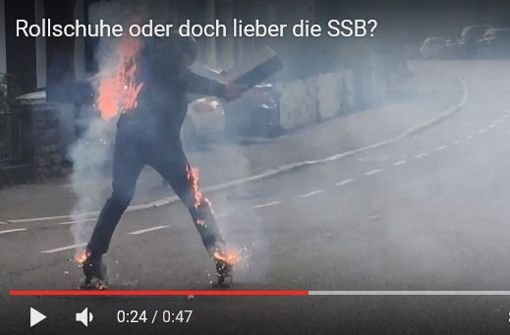 SSB macht mit kuriosen Kurzvideos auf sich aufmerksam