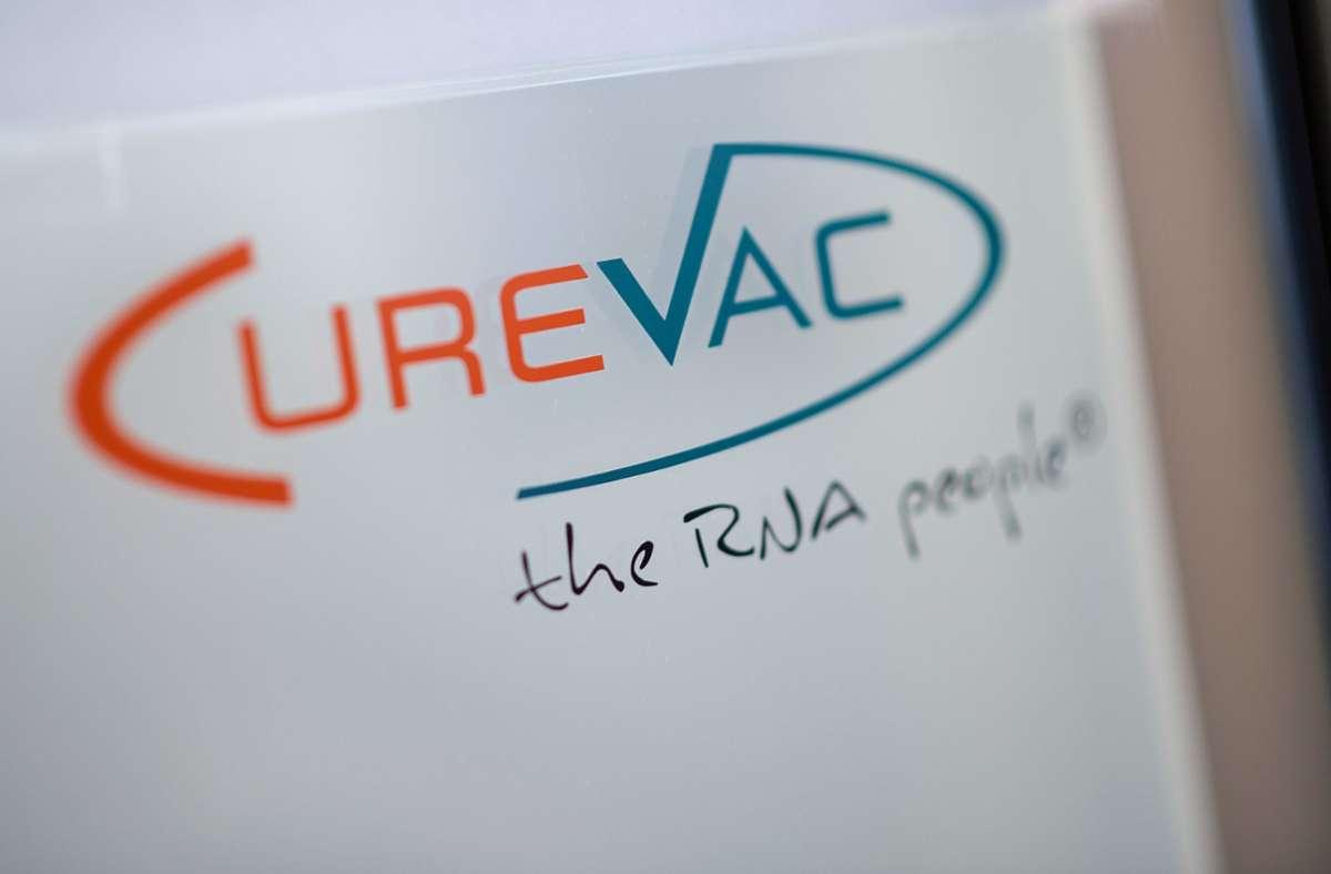 Curevac an einem Corona-Impfstoff. Foto: dpa/Sebastian Gollnow
