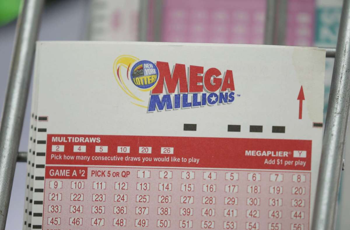 Ein Lottogewinner hat mit einem Schein aus einer Pizzabude über 400 Millionen Dollar gewonnen. Foto: imago images/UPI Photo/John Angelillo