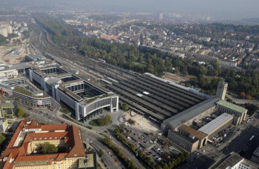 Die Zukunft des Kopfbahnhofs ist der größte Streitpunkt. Foto: dpa