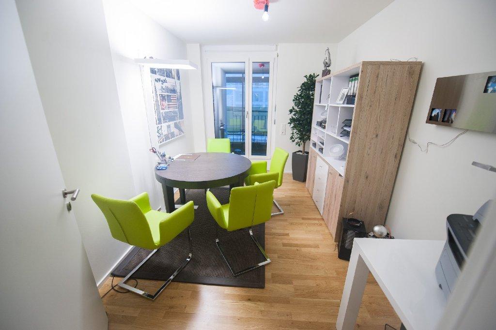 Auf dem Dach des Milaneos entsteht eine eigene Wohnwelt mit 415 Wohnungen. Wir haben uns auf der Baustelle umgesehen. Foto: www.7aktuell.de | Florian Gerlach