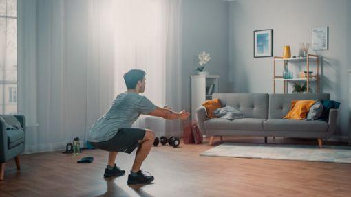 Komplettes Workout für Zuhause