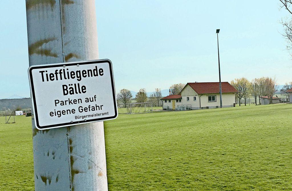 Nach dem  Bürgerentscheid kann der TSG Zell jetzt   hochfliegende Pläne verfolgen. Foto: Pflüger