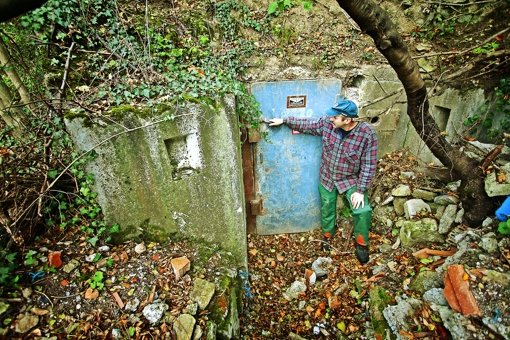 Die Öffnung des Unterriexinger  Bunkers rückt näher