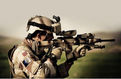 Der Kampf um das neue Sturmgewehr