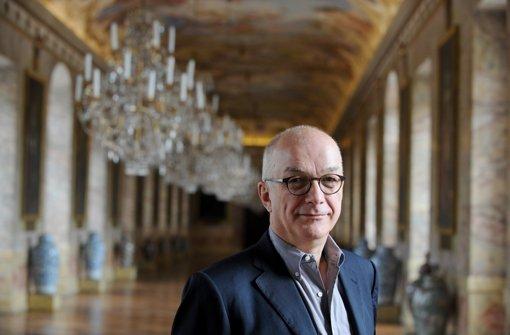 Wieder oder noch im Spiel: Intendant Thomas Wördehoff. Foto: Schlossfestspiele