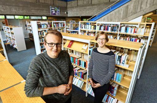 Die Bibliothek als Hotspot für Jugendliche