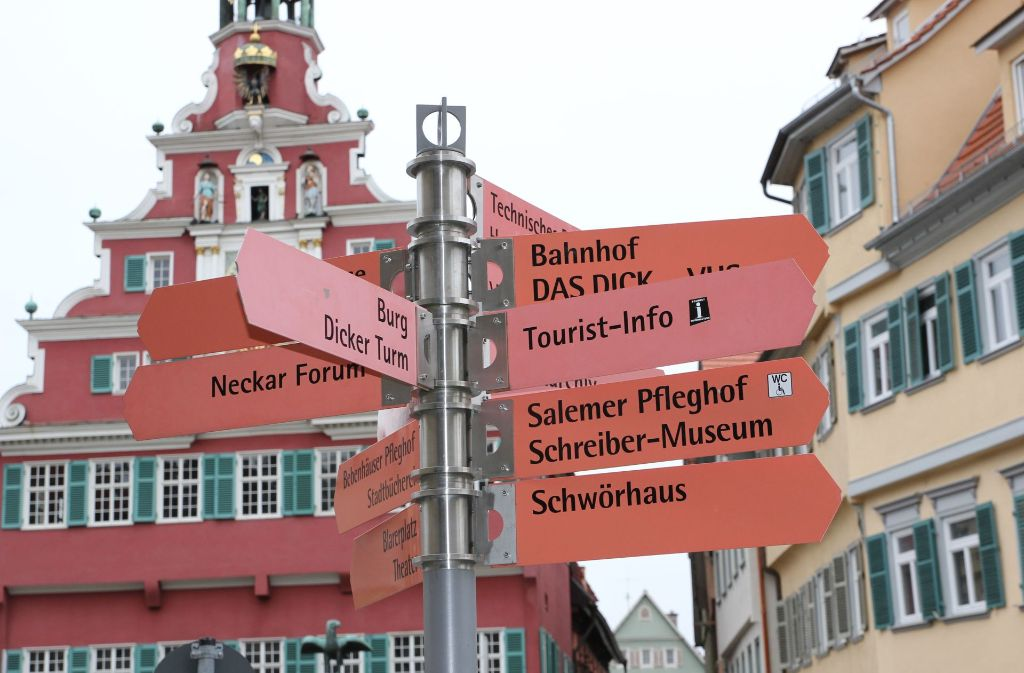 Wer von Ostfildern in die Esslinger Innenstadt will, muss einen Umweg fahren. Foto: Pascal Thiel