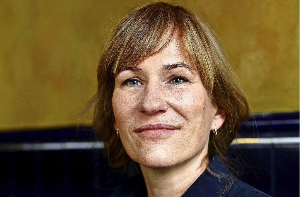 Valeska Grisebach hat nichts dagegen, zur Berliner Schule des deutschen Kinos gerechnet zu werden. Foto: Iris Janke