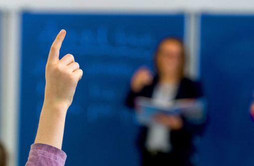 Nur wenige Lehrer wollen Rektor werden
