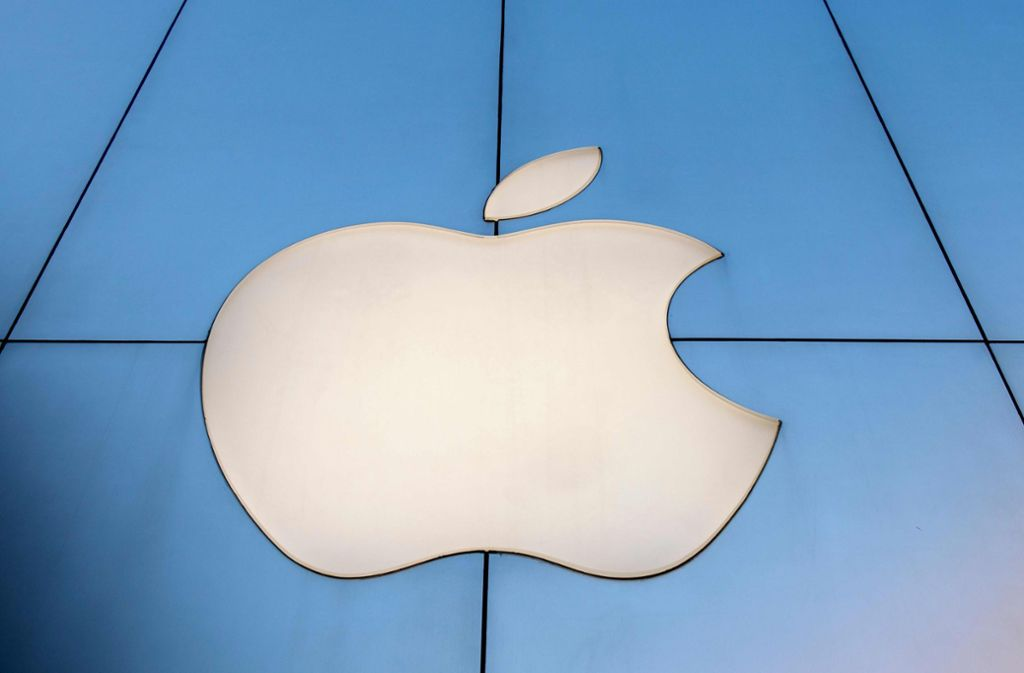 Die Kooperation mit Samsung deutet auf einen Strategiewechsel von Apple hin. (Symbolfoto) Foto: AFP