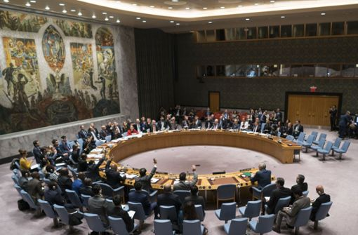 UN-Sicherheitsrat stimmt für Waffenruhe