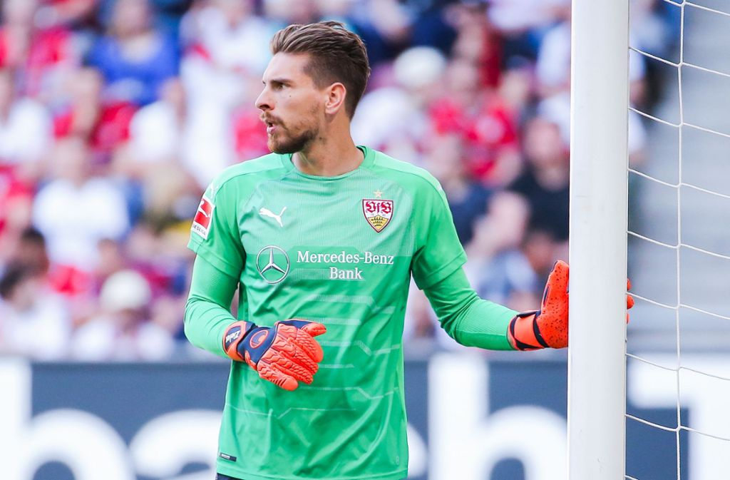 Ron-Robert Zieler wechselt zu Hannover 96. Foto: dpa