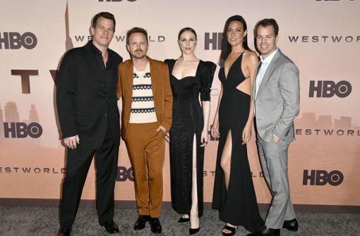 """Dritte Staffel """"Westworld"""" feiert glamouröse Premiere"""
