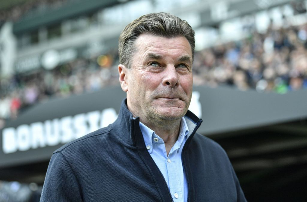 Dieter Hecking übernimmt beim Hamburger SV. Foto: AP