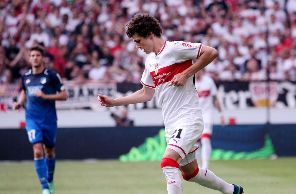 Kann der VfB Stuttgart Benjamin Pavard halten? Foto: Pressefoto Baumann