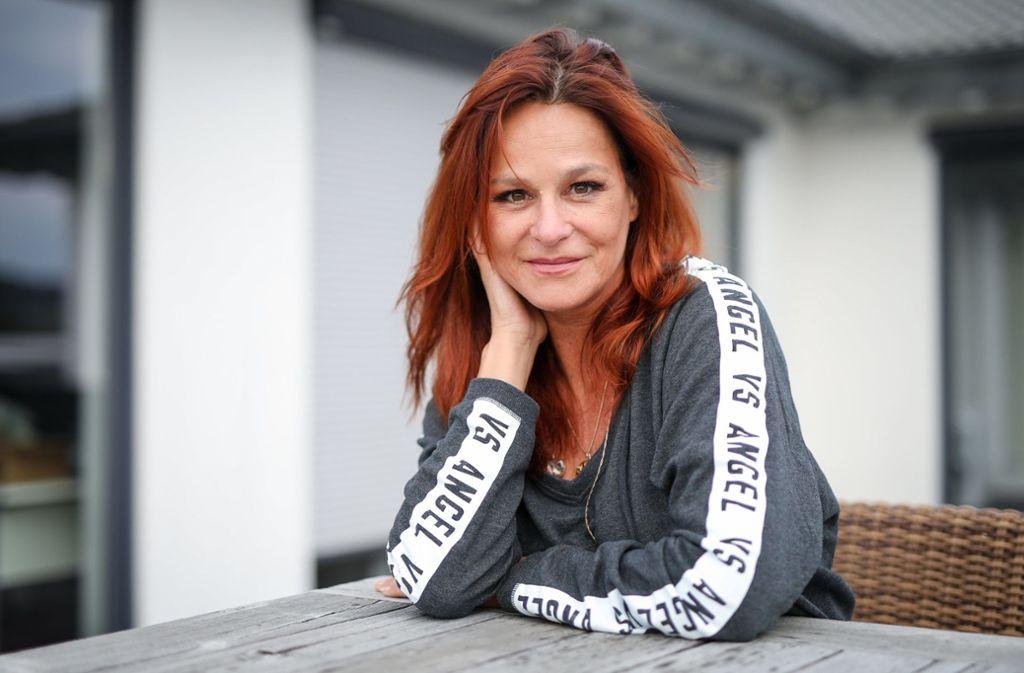 Die 54 Jahre alte Sängerin Andrea Berg ist mit dem Hotelier Ulrich Ferber verheiratet. Foto: dpa/Christoph Schmidt