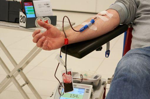 Blutkonserven werden knapp