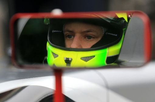 Gestatten: Schumacher, Mick Schumacher