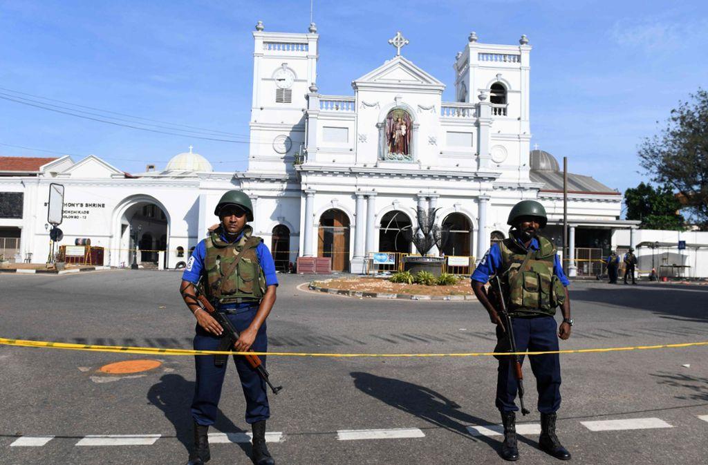 Das auswärtige Amt rät von nicht notwendigen Reisen nach Sri Lanka ab (Symbolbild). Foto: AFP