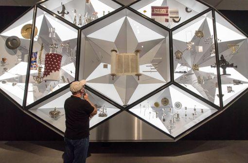 Glücklich im Jüdischen Museum