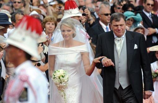 Kleines Monaco im großen Hochzeitsfieber