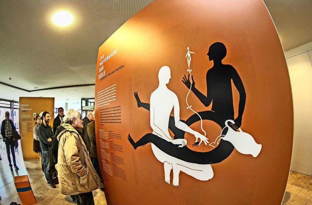 Das Zusammenspiel zwischen Seele und Körper beschäftigte schon im Altertum die  Ärzte. Foto: Horst Rudel