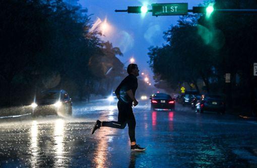 Gefährlicher Tropensturm erreicht Florida
