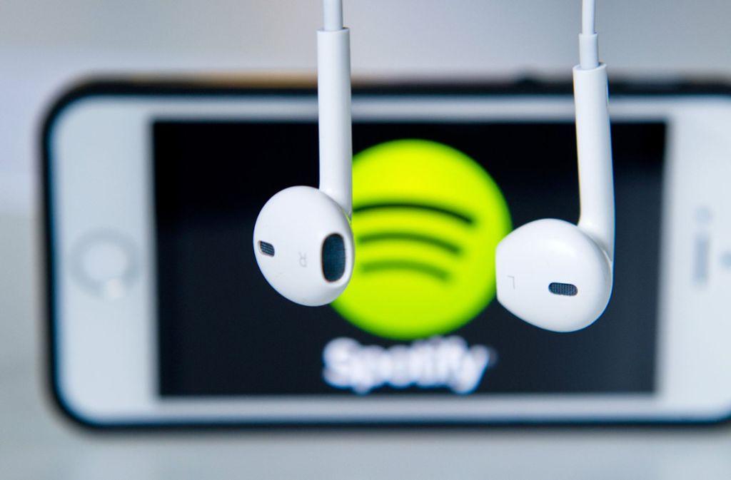 Spotify führt eine Kinder-Version seiner App in Deutschland ein (Symbolbild). Foto: dpa/Daniel Bockwoldt