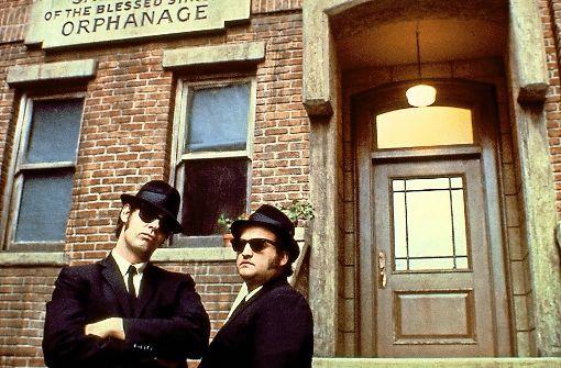 Es gibt Karten für die Blues Brothers