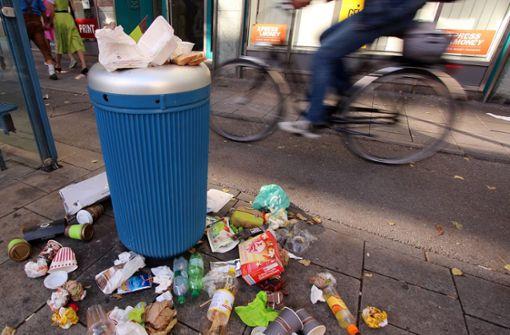Bundesrat billigt Verbot von Podukten aus Einwegplastik