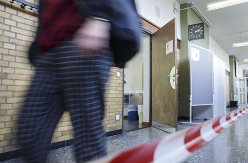Erneut ein Coronafall an einer Schule