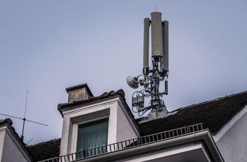 CDU macht bei Mobilfunk Druck