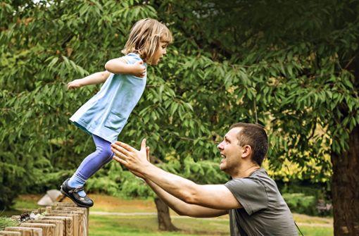 Wie Väter ihre Töchter stärken