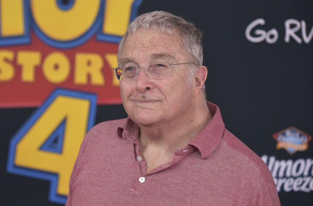 """Der mehrfache Oscar- und Grammypreisträger Randy Newman ist Filmmusikkomponist  der ersten drei """"Toy Story""""- Abenteuer.  Foto: Invision"""