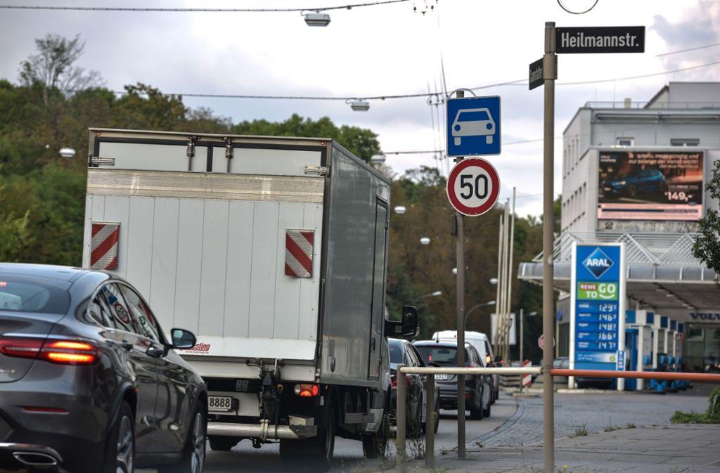 Das Land sieht nicht, dass es zu wenig mache, um den Verkehr zu reduzieren. Foto: Lichtgut/Max Kovalenko