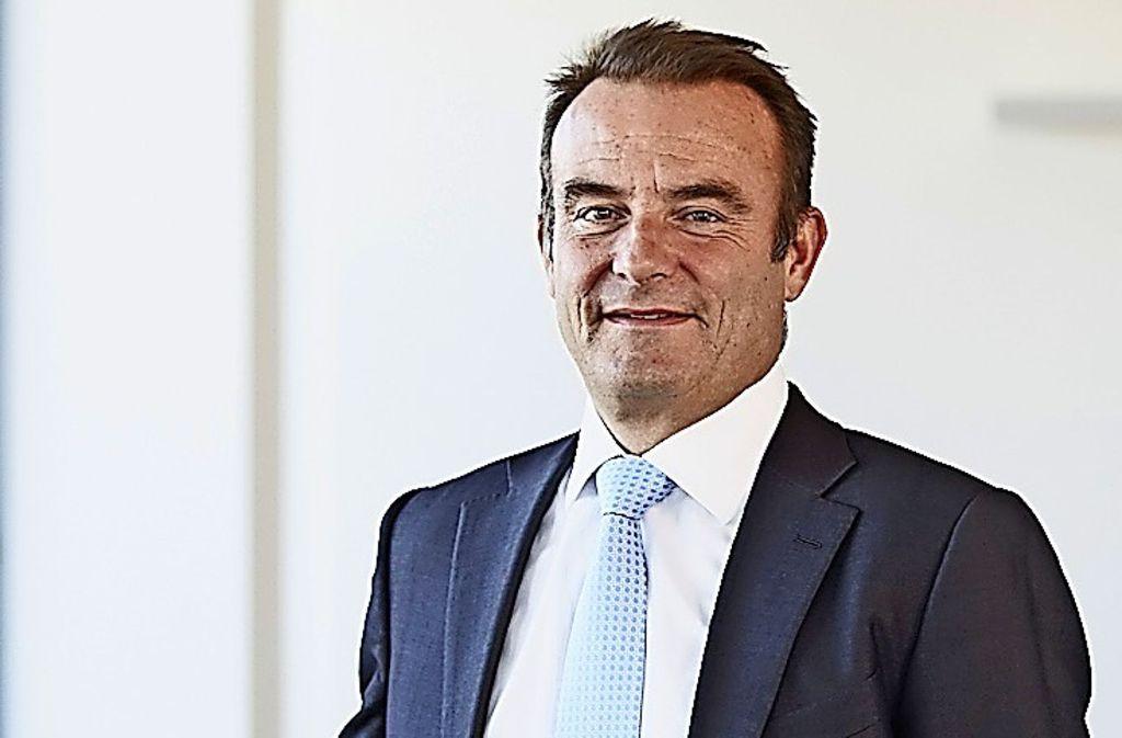Will mit einem starken Finanzpartner im Rücken expandieren: Markus Glaser-Gallion, Chef der Leadec-Gruppe (früher Voith Industrial Services), unter deren Dach nun die beiden eigenständigen Service-Unternehmen Leadec als Experte für die Auto- und Zulieferiundustrie, sowie Velctec als Spezialist für die Prozess- und Kraftwerksindustrie vereint sind. Foto: Leadec
